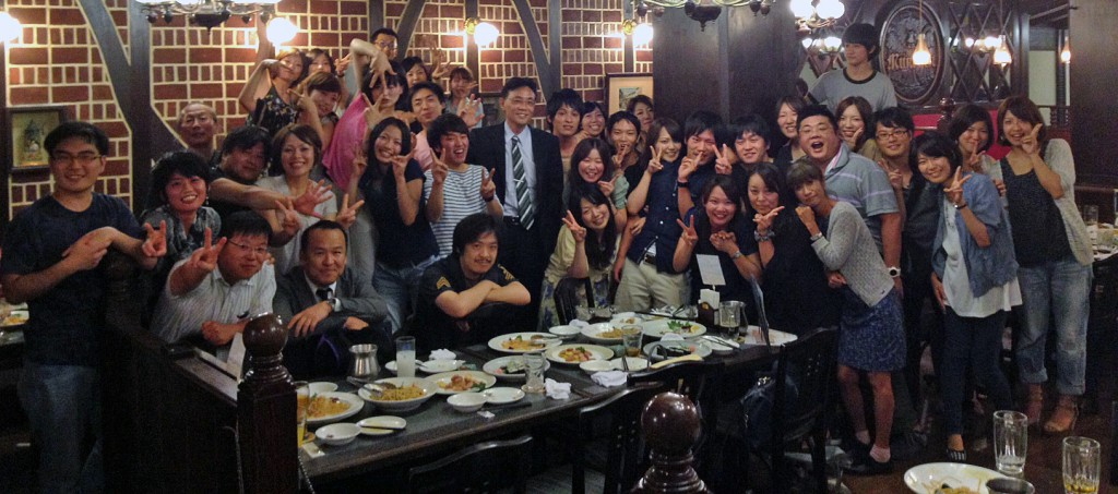 2013兵庫医大救命救急センター納涼会2